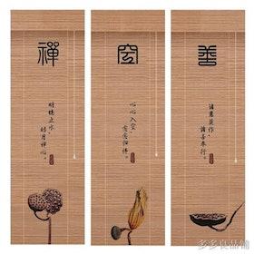 10 Rekomendasi Tirai Bambu Terbaik (Terbaru Tahun 2021) 1