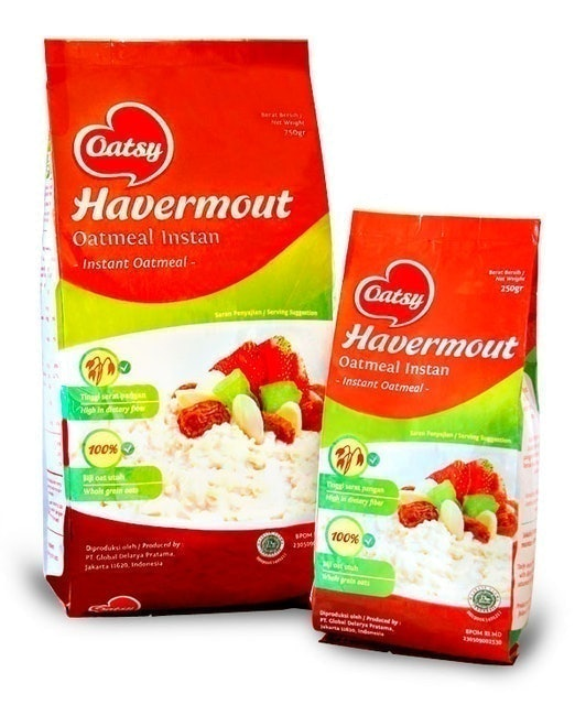 Oatsy  Instant Havermout/Oatmeal 1