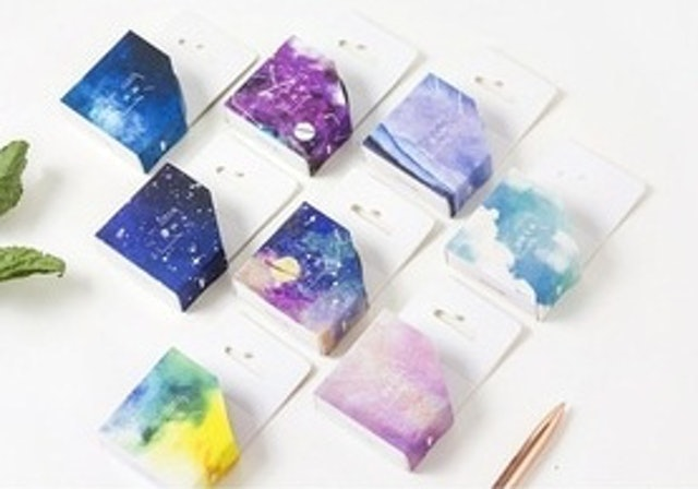 Starry Sky Washi Masking Tape 1
