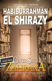 10 Rekomendasi Novel Habiburrahman El Shirazy Terbaik (Terbaru Tahun 2021) 2