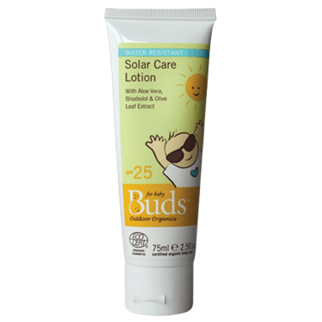 Buds Baby Solar Care Lotion SPF25 1