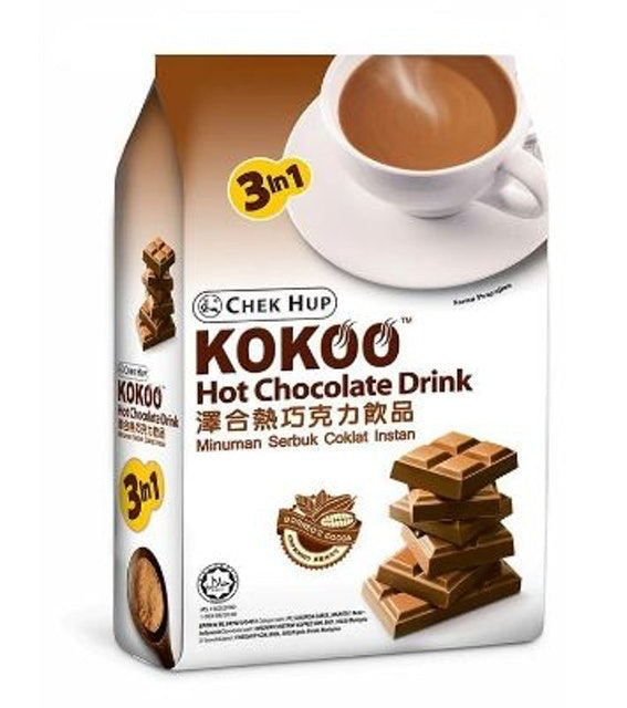 Chek Hup  3 in 1 KoKoo Hot Chocolate 1