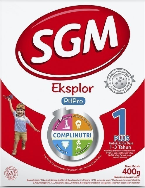 Sarihusada SGM Eksplor PHPro 1 Plus 1