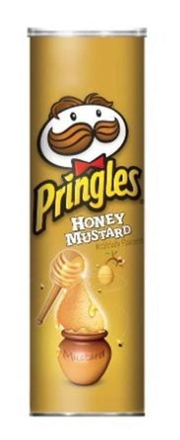 Kellogg's Pringles Honey Mustard 1