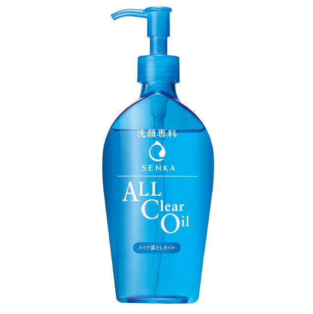 Shiseido SENKA A.L.L Clear Oil 1