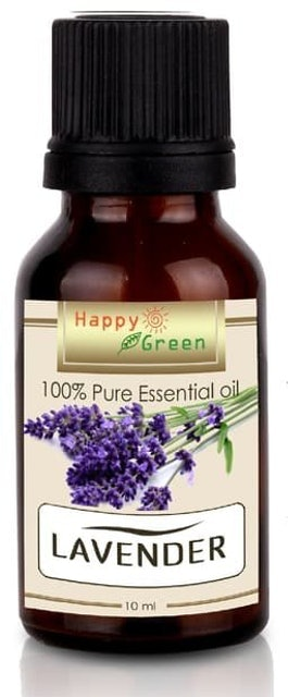 Happy Green Lavender Essential Oil 1