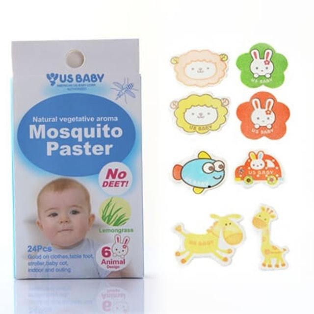 Bite Fighters US BABY Mosquito Patch 1