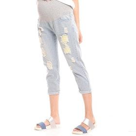 10 Merk Boyfriend Jeans Terbaik untuk Wanita (Terbaru Tahun 2021) 1