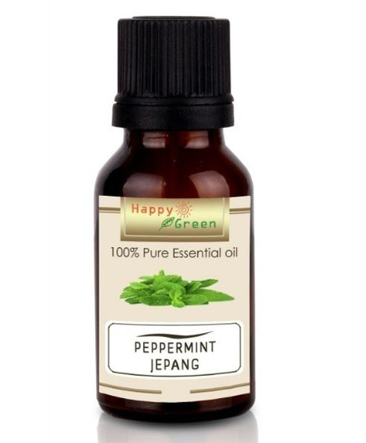 CustomEssentialOil Happy Green Japanese Peppermint Essential Oil - Peppermint Jepang 1