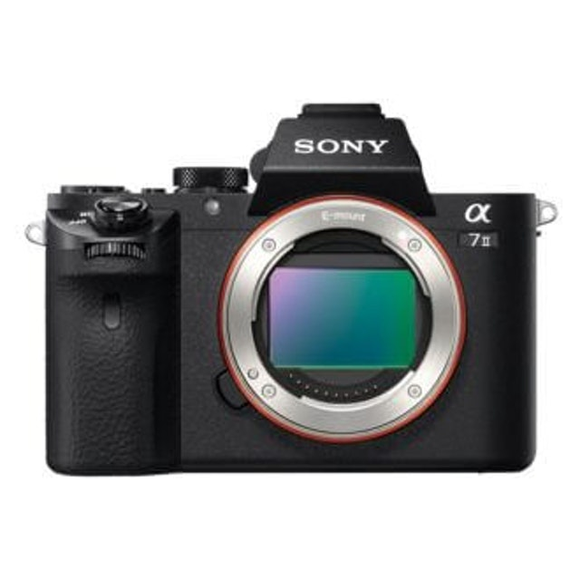 Sony Mirrorless α7 II 1