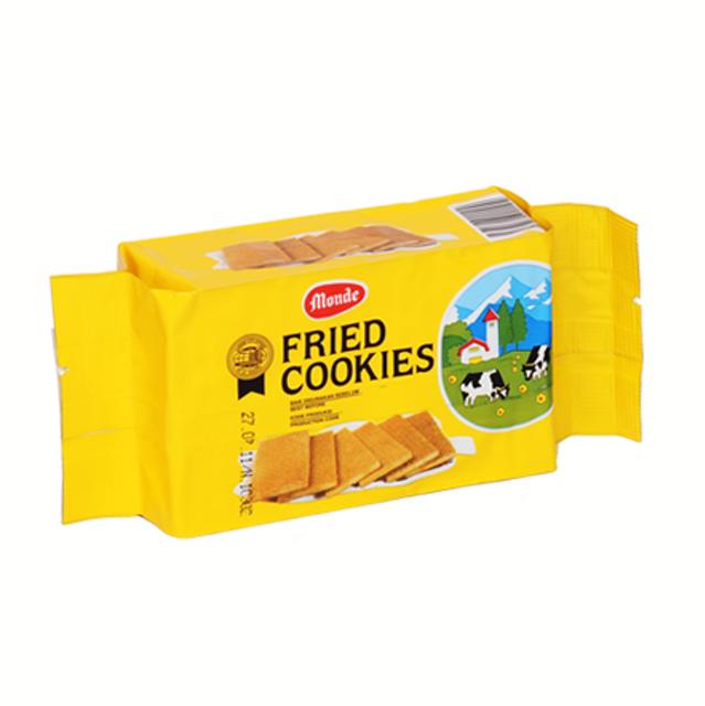 Nissin Biscuit Indonesia  Monde Fried Cookies 1