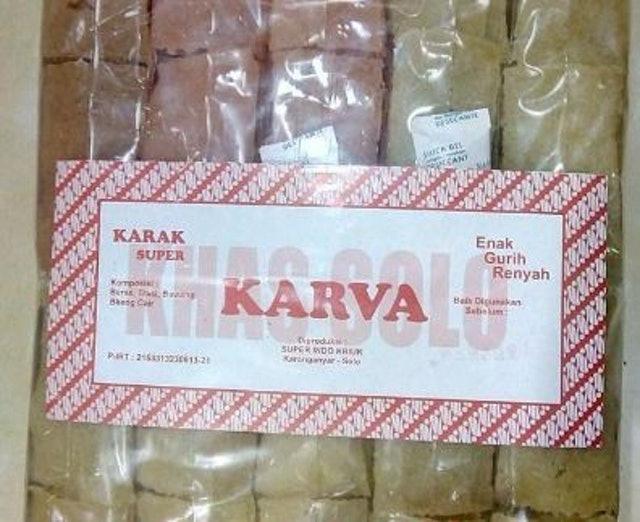 Karva Karak Super 1