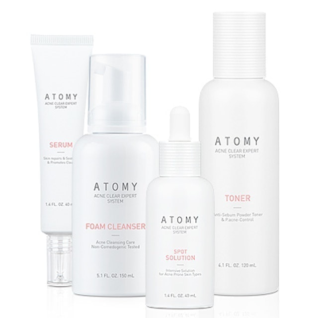 Atomy Acne Clear Expert System 1