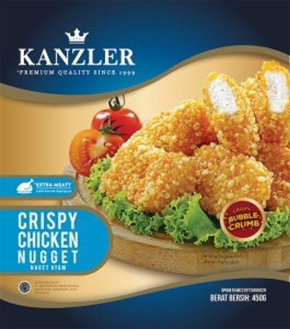 Kanzler - Cimory Indonesia Crispy Chicken Nugget 1