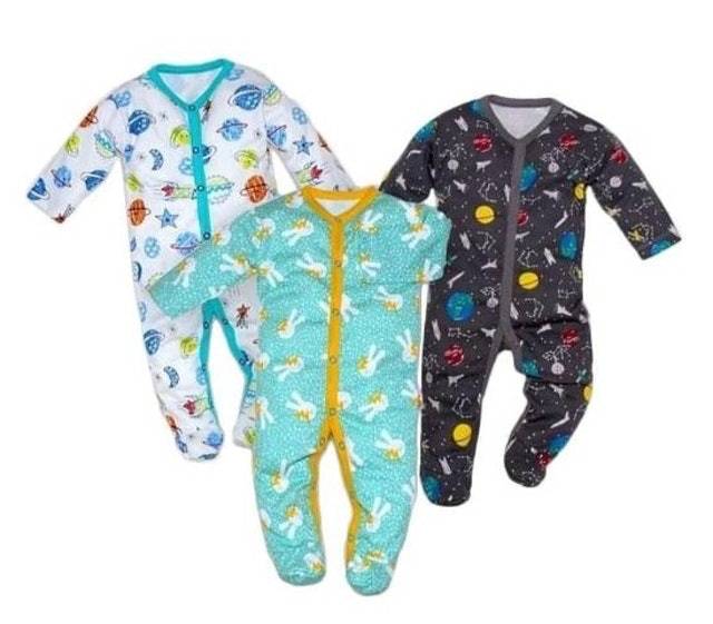 Velvet Junior Dreamwear Sleepsuit 1