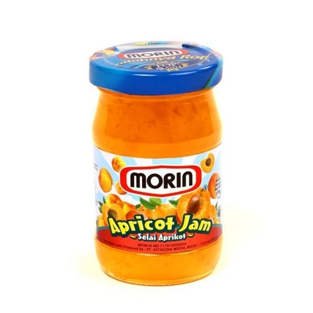 Morin  Apricot Jam 1