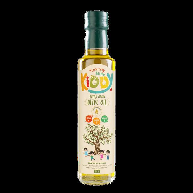 Yummy Bites Kiddy Extra Virgin Olive Oil 1