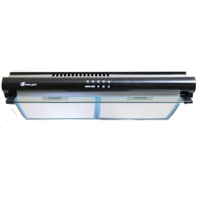Blue Gas Blue Gaz Cooker Hood Crystal Series 1
