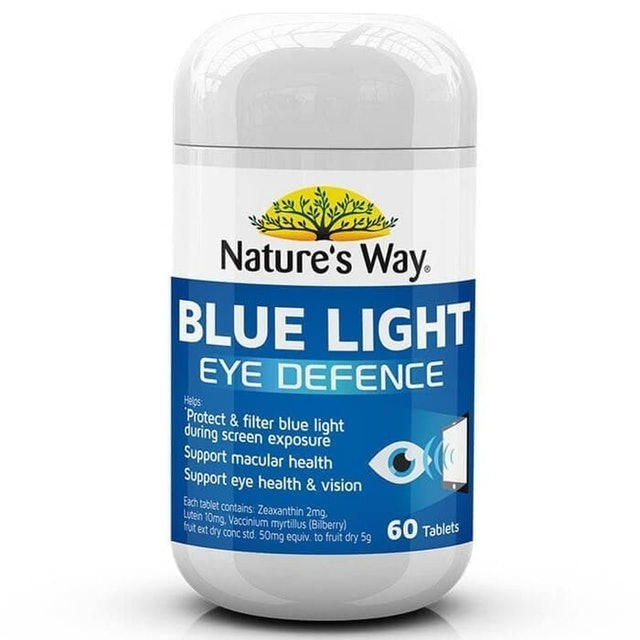 Nature's Way Blue Light Eye Defence 1