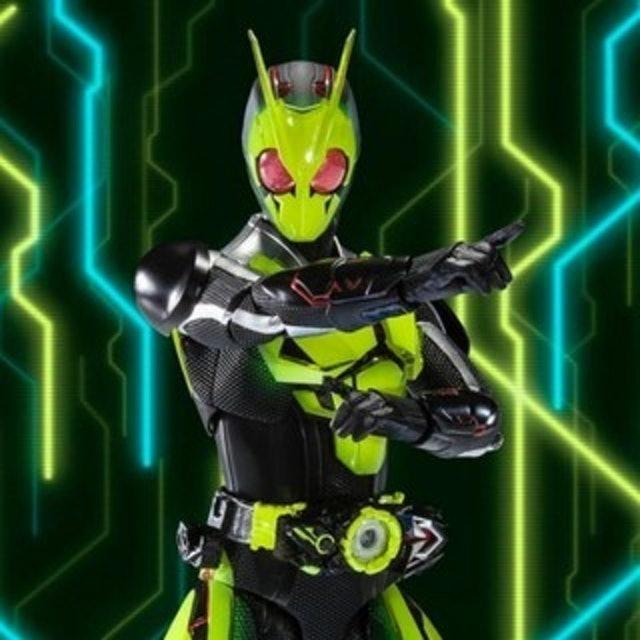 Bandai S.H.Figuarts Kamen Rider Zero One Realizing Hopper 1