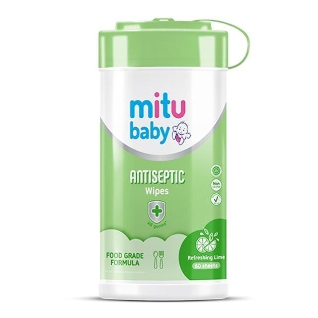 Godrej Mitu Baby Antiseptic Wipes  1