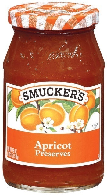 Smucker's  Apricot Preserves 1