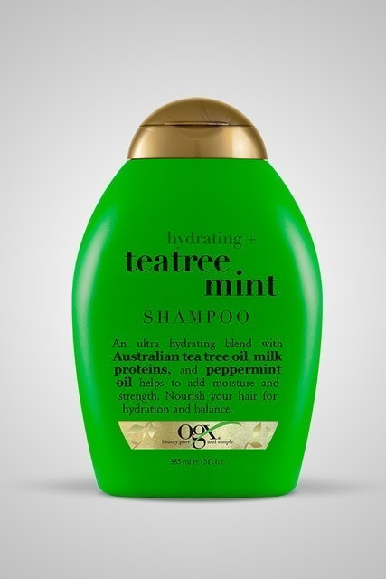 OGX Teatree Mint Shampoo 1