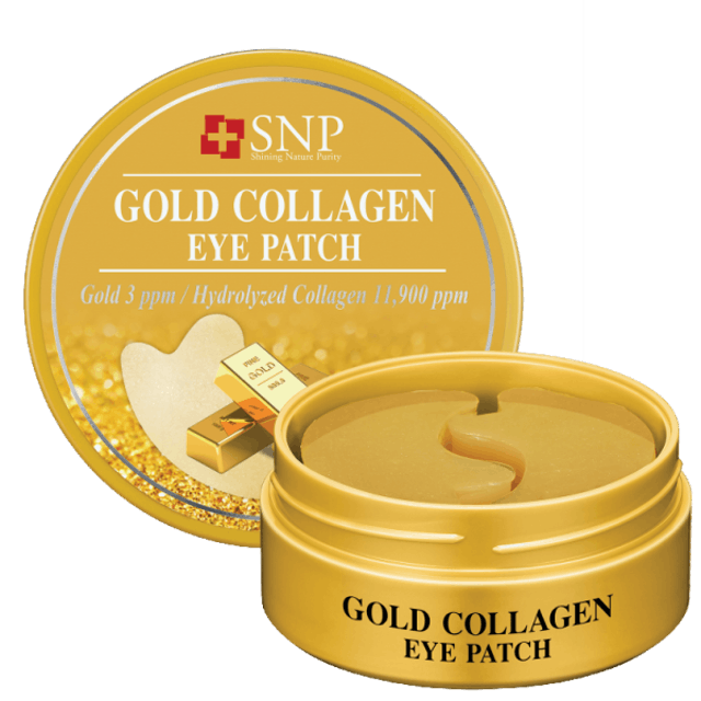 Shining Nature Purity  Gold Collagen Eye Patch 1