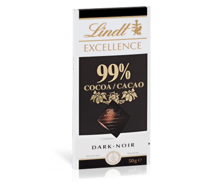 Lindt EXCELLENCE Cocoa 99% 1