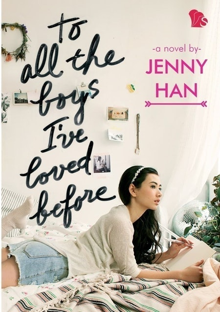 Jenny Han To All the Boys I've Loved Before 1