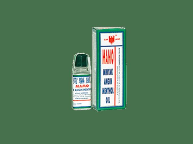 Eagle Indo Pharma  Minyak Angin Menthol Oil (MAMO) 1