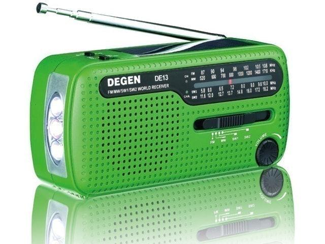 Shenzhen Degen Electronics Degen DE13 1