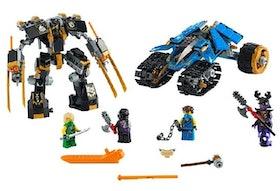 10 Rekomendasi LEGO NinjaGo Terbaik (Terbaru Tahun 2020) 3