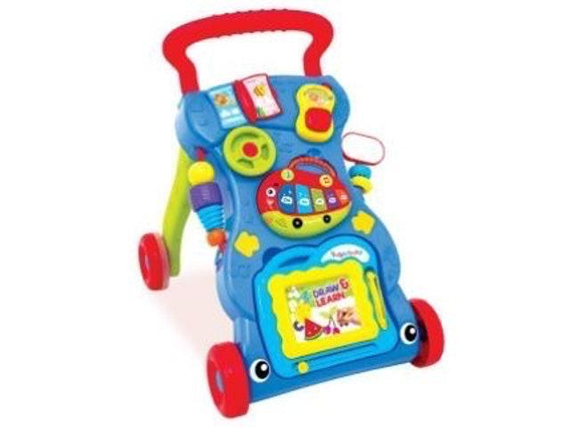 Sugar Baby Mini Car Push Walker 1