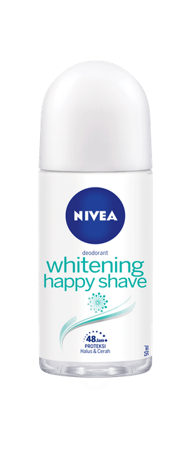 Beierdorf Nivea Whitening Happy Shave Roll On 1
