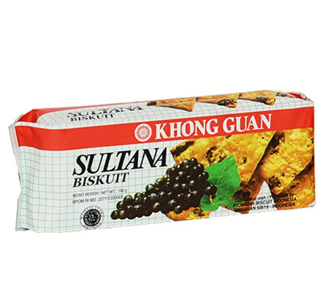 Nissin Biscuit Indonesia  Khong Guan Sultana Biskuit  1