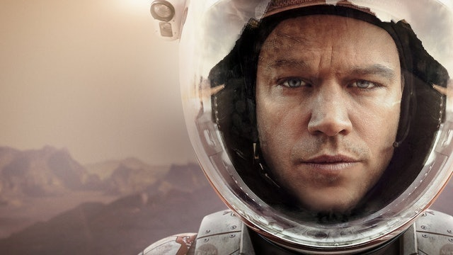 Scott Free Productions, Kinberg Genre, TSG Entertainment The Martian 1