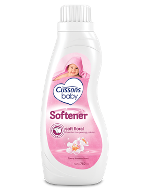 Cussons Baby  Soft Floral Softener 1