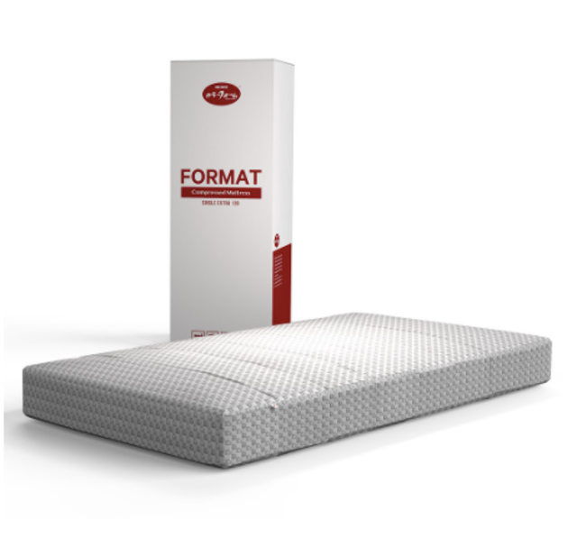 Inoac Format Twist Compressed Mattress 1