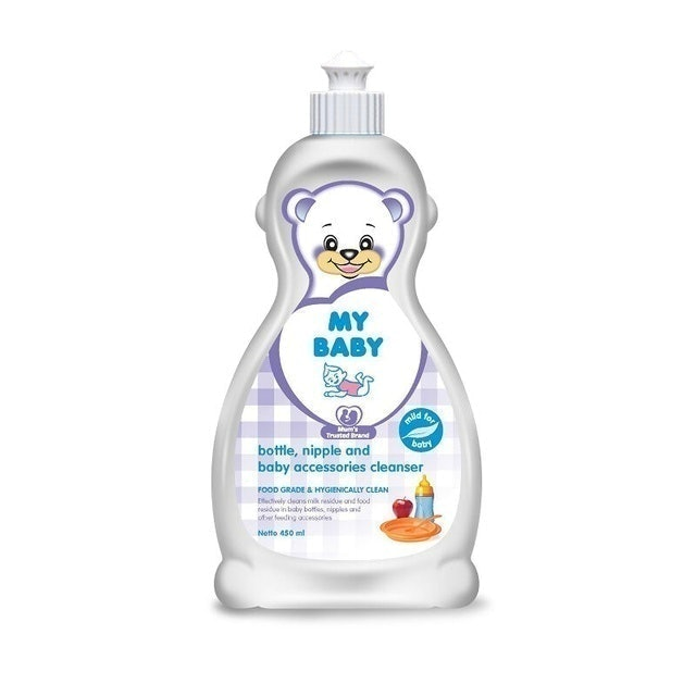 Tempo Scan Group MY BABY Bottle, Nipple & Baby Accessories Cleanser 1