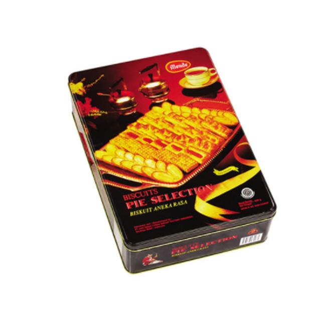 Jaya Abadi Corak Biscuit Factory Indonesia Monde Pie Selection  1