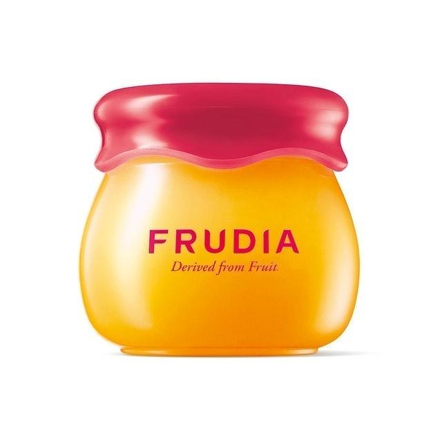 Frudia Pomegranate Honey 3-In-1 Lip Balm 1