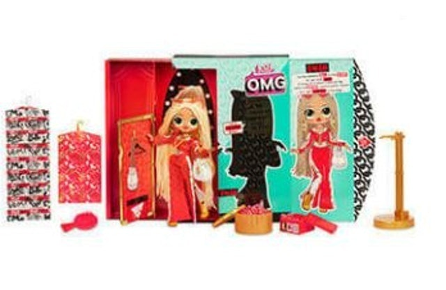 MGA Entertainment L.O.L. Surprise O.M.G. Swag Fashion Doll 1