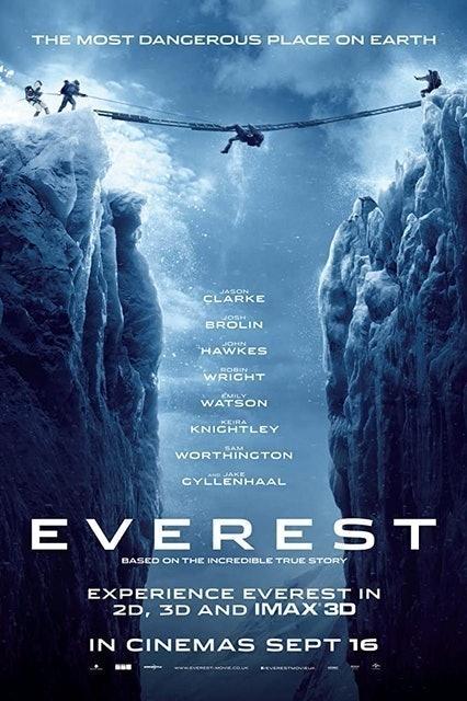 Cross Creek Pictures, Walden Media, Working Title Films Everest 1