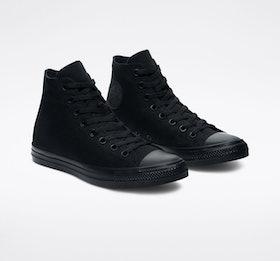 10 Rekomendasi Sneakers Hitam Terbaik untuk Pria (Terbaru Tahun 2021) 1