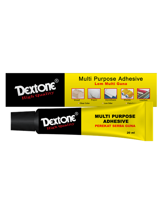 Dextone Multi Purpose Clear Contact Adhesive 1