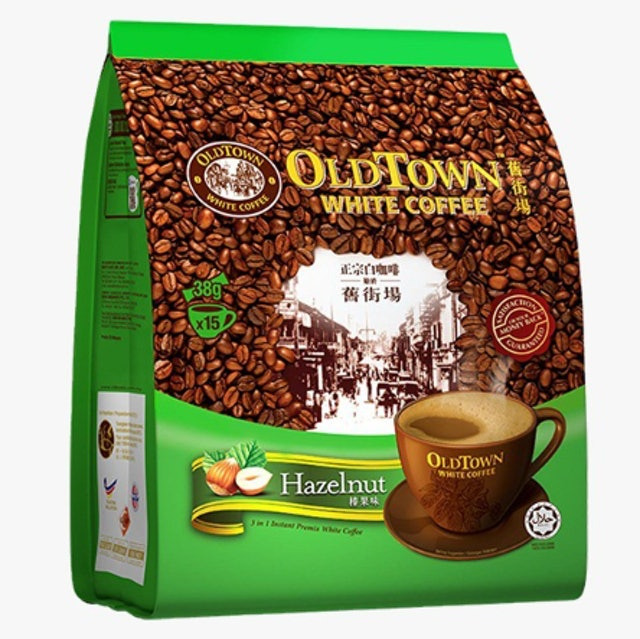 Old Town White Cofee 3 in 1 Hazelnut 1