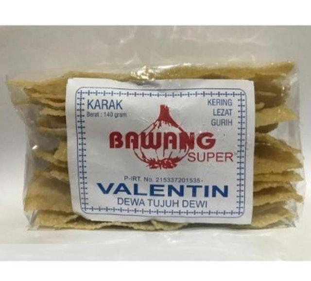 Valentin Karak Bawang Super  1