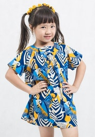 10 Rekomendasi Dress Anak Terbaik (Terbaru Tahun 2021) 2