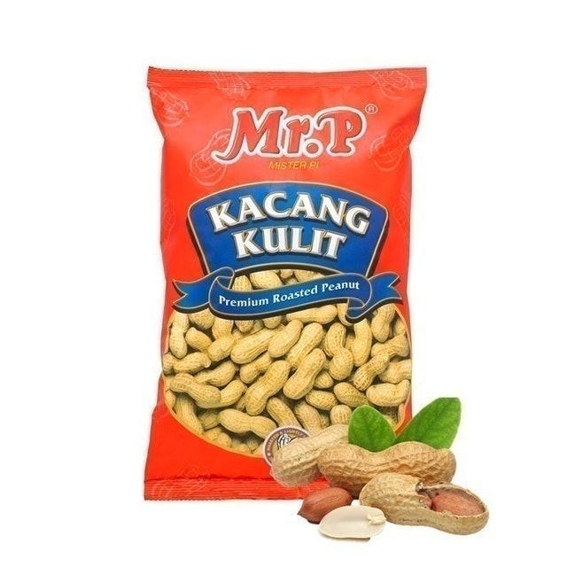 Mitrafoods Mr. P Kacang Kulit 1